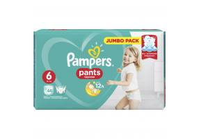 PAMPERS PANTS No6 - 44 pcs
