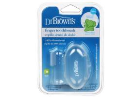DrBROWN'S FINGER TOOTHBRUSH 1pcs