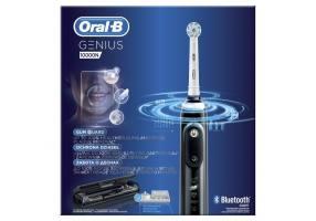 ORAL-B Genious 10000N Ηλεκτρική Οδοντόβουρτσα (Χρώμα Μαύρο) 1τμχ