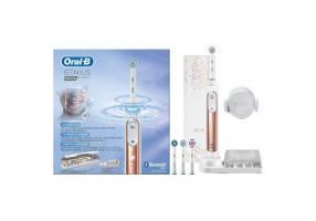 ORAL-B Genius 10000N Electric Toothbrush (Rose Gold Color) 1 pcs
