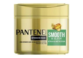 Μάσκα Μαλλιών 2' Pantene ProV Intensive Mask Smooth & Silk 300ml
