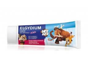 Elgydium Kids Ice Age Strawberry Toothpaste Παιδική Οδοντόπαστα με γεύση Φράουλα, 50ml
