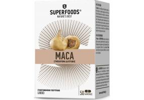 SuperFoods Maca Eubias™ 50 Caps