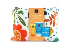 Cooling Cream-Gel for Face & Body, 100ml  with Suncare Oil Balance SPF30 Thin Sun Protection, 50ml & Gift After Sun r
