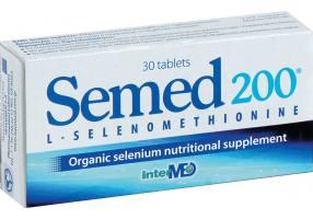 INTERMED Semed 200,  30 Ingested tablets
