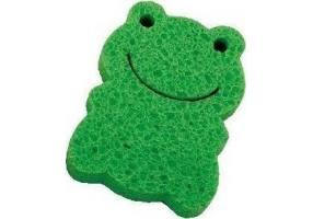 Bath Sponge Frog