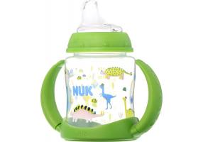 Nuk First Choice Learner Bottle Green Dinosaurs 6-18m 150 ml (10,743,793)