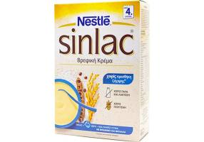 NESTLE Sinlac Βρεφική Κρέμα 500g