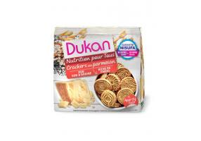 Dukan Oat Crackers with Parmesan 100gr