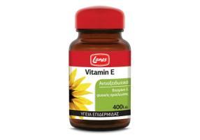 Vitamin E 400 i.u Lanes, 30 caps