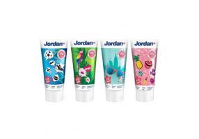 Jordan Παιδική Οδοντόκρεμα 6-12 ετών 50ml