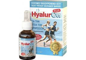 Abc Kinitron HyalurOn Plus High Molecular Weight Hyaluronic Acid, 30ml