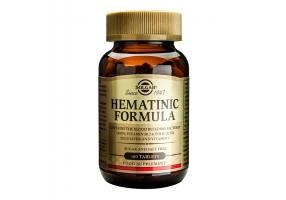 Solgar HEMATINIC Formula, 100 tabs