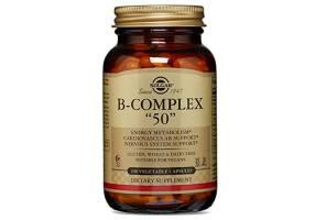 Solgar Formula B Complex 50,100caps