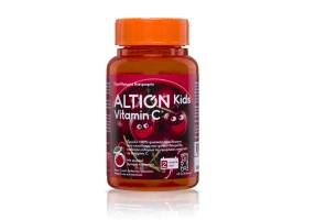 Altion Vitamin C Nutritional Supplement with Vitamin C, 60 Gel