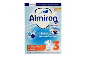 Nutricia Almiron 3 Νηπιακό Ρόφημα Γάλακτος 1-2 ετών, 600g