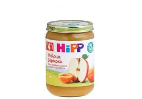 Hipp Organic Fruit Cream with Apple & Apricot, 190g
