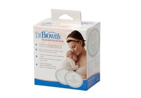 Dr. Brown's S4022 Disposable Breast Pads, 30 pieces