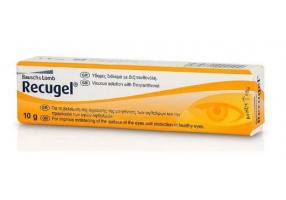 Bausch And Lomb Recugel 10gr